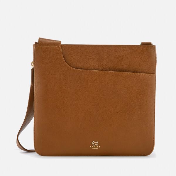 Radley Women's Pockets Large Ziptop Cross Body Bag - Tan