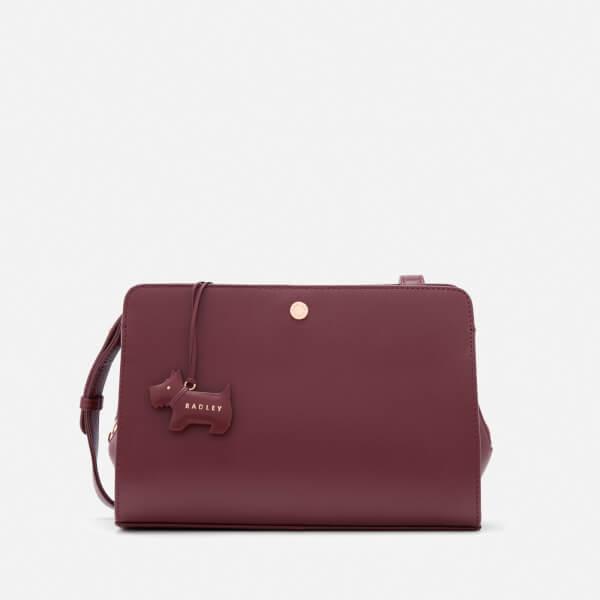 Radley Women's Liverpool Medium Ziptop Cross Body Bag - Port