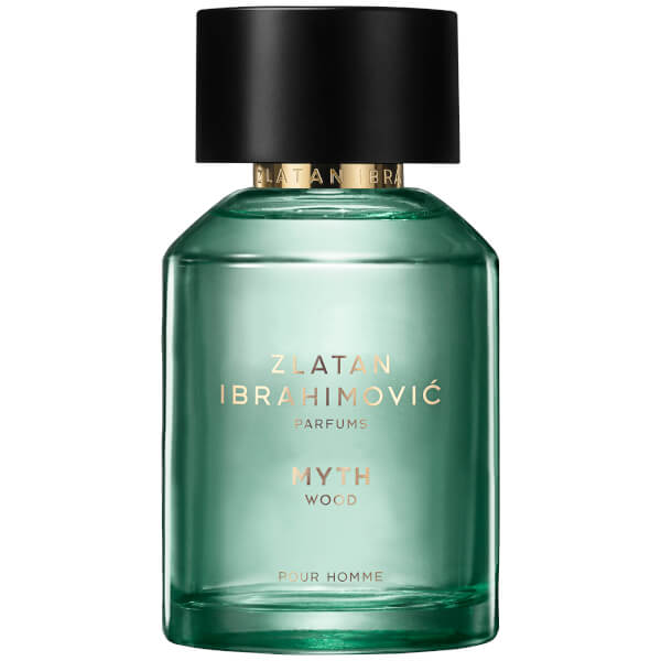 Zlatan Ibrahimovic Parfums Myth Wood Homme Eau de Toilette 100ml