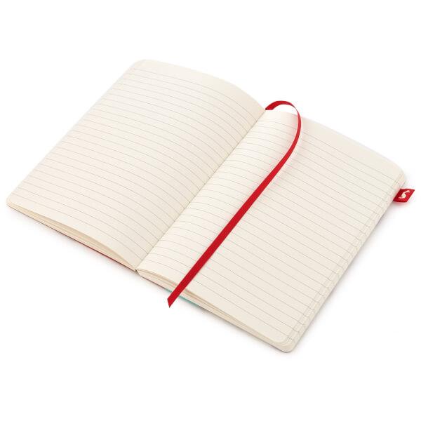 Joules A5 Notebook All Over Dog Homeware Thehut Com