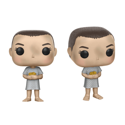 Stranger Things Eleven Hospital Gown Pop Vinyl Figure