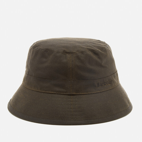 Barbour Men's Wax Sports Hat - Olive