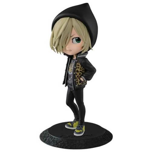 Statuette Prince Yuri!!! Plisetsky Yuri!!! on Ice - Q Posket