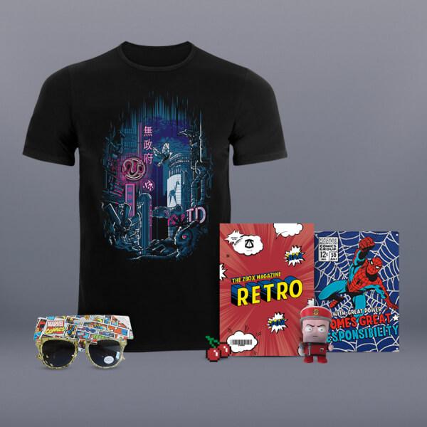 ZBOX août 2017 : Rétro
