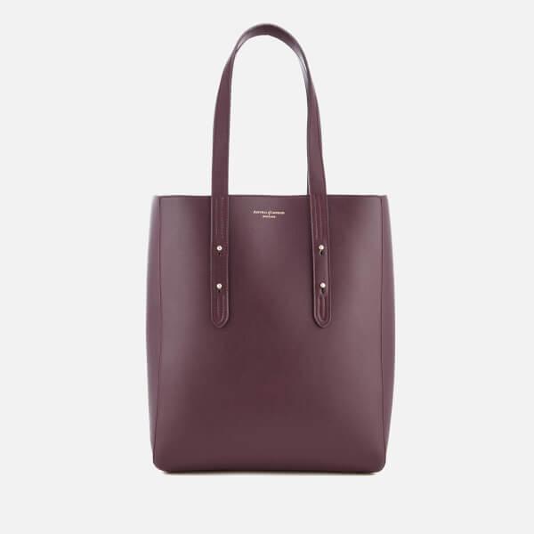 Aspinal of London Women's Essential Tote Bag - Grape