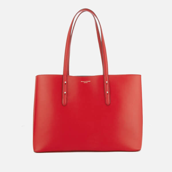 Aspinal of London Women's Regent Tote Bag - Scarlet