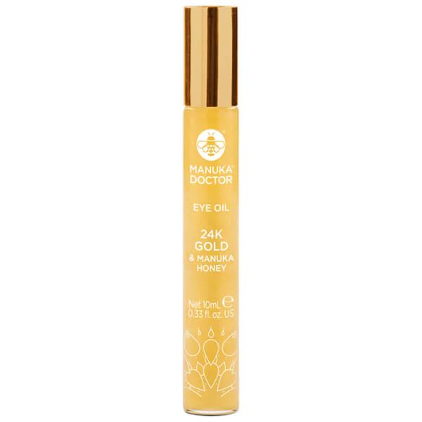 Manuka Doctor 24K Gold & Manuka Honey Eye Oil 10ml