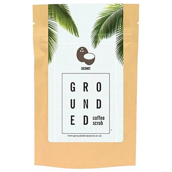 Grounded Coffee Scrub 200g - Coconut