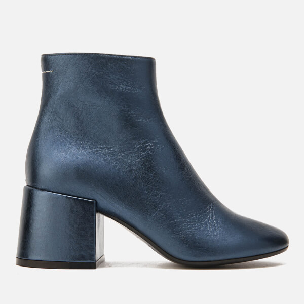 MM6 MAISON MARGIELA Women's Heeled Ankle Boots - - UK 6 HSzyqEH8zl