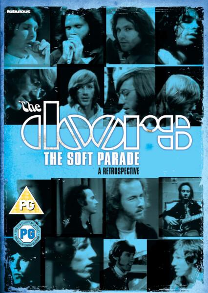 The Doors The Soft Parade Dvd Zavvi