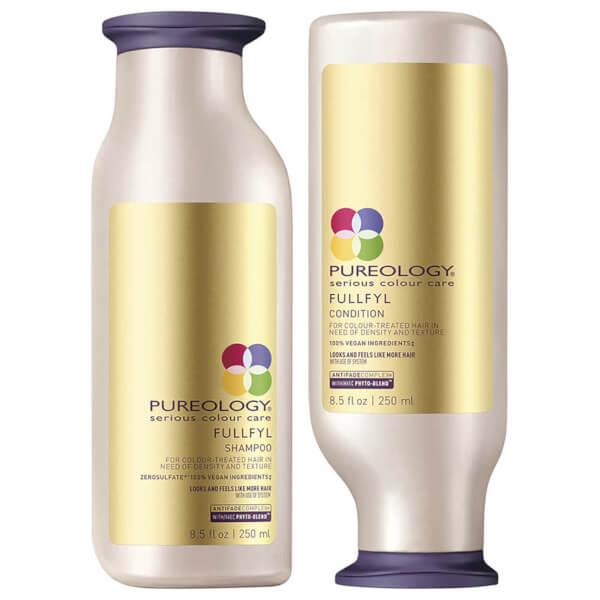 Pureology Fullfyl Shampoo 8.5oz & Fullfyl Conditioner 8.5oz