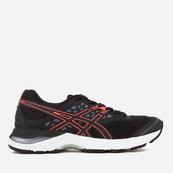 Coral Gel Running Women's Asics Blackflash Trainers 9 Pulse O0wqEWdEC