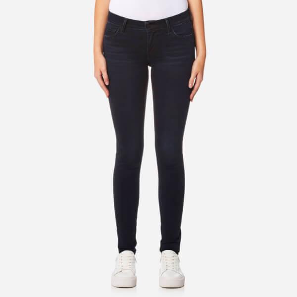 Levi's Women's 710 FlawlessFX Super Skinny Jeans - Dante'z Peak