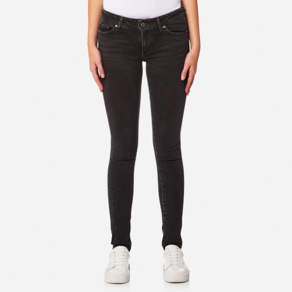 Dove Skinny Black 711 Women's Clothing Levi's Jeans RXp71x