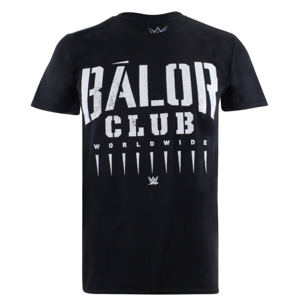 T-Shirt Homme WWE Balor Club - Noir
