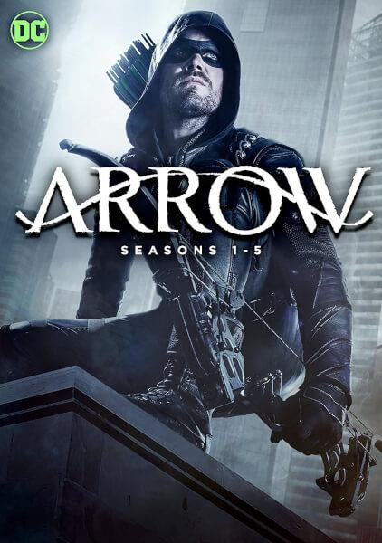 Arrow - Season 1-5