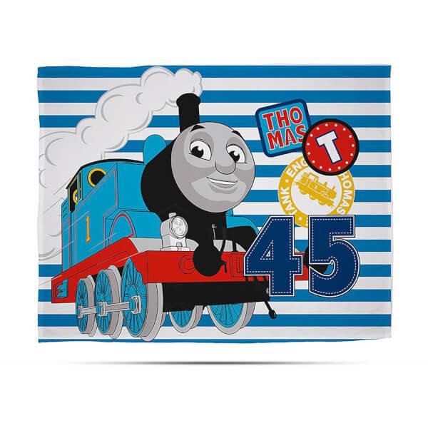 Thomas & Friends Patch Fleece Blanket