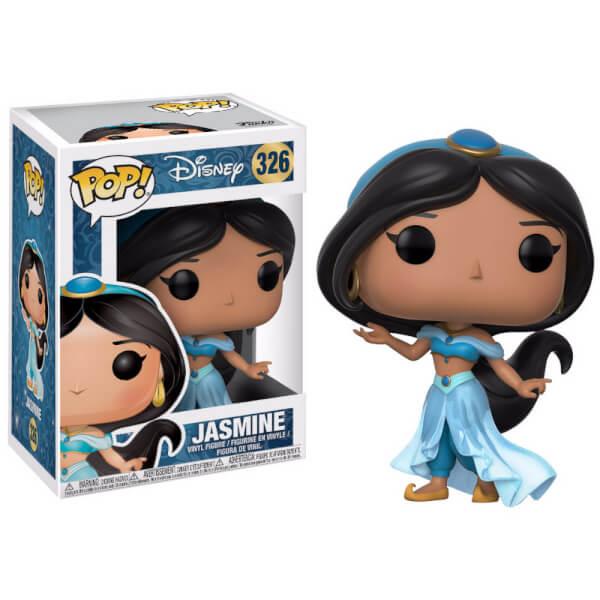 Disney Aladdin Jasmine Pop Vinyl Figure Pop In A Box Us