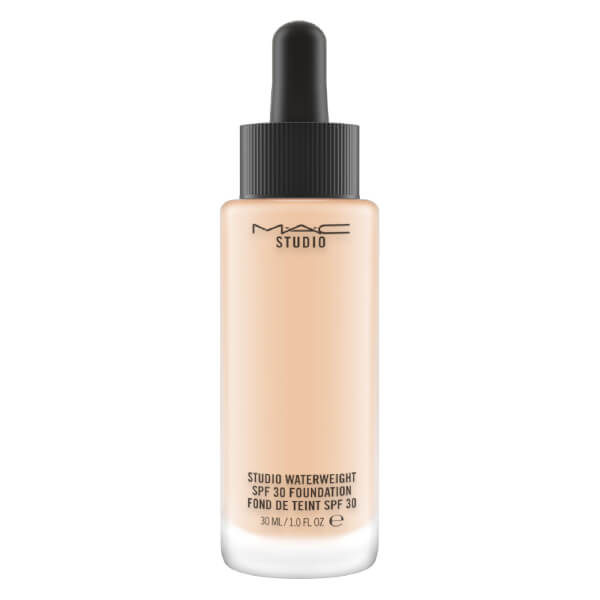 MAC Studio Waterweight SPF 30/PA++ Foundation (Various Shades)