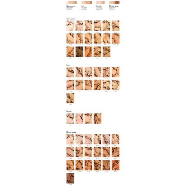mac studio fix shades guide