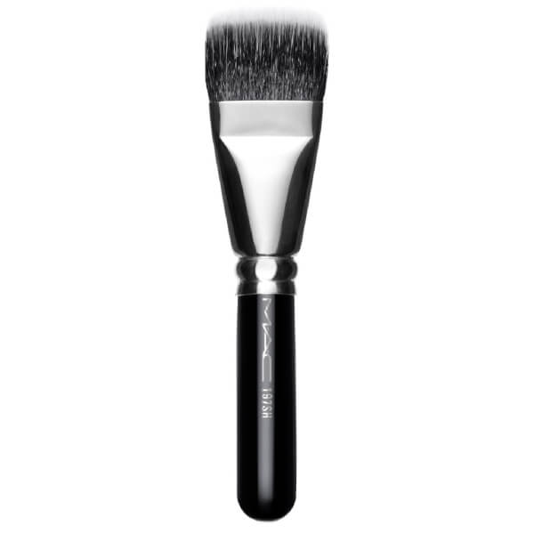 MAC 197Sh Duo Fibre Square Brush