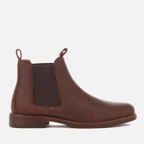 Polo Ralph Lauren Men's Normanton Leather Chelsea Boots - Deep Saddle Tan