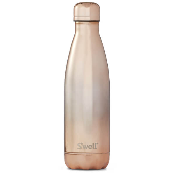 S'well The Rose Gold Ombre Water Bottle 500ml