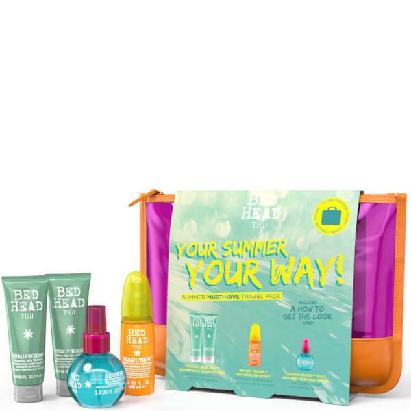 TIGI Bed Head Totally Beachin' Summer Must Have Travel Pack