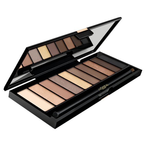L'Oréal Paris Colour Riche La Palette Nude Eye Shadow Palette 7g