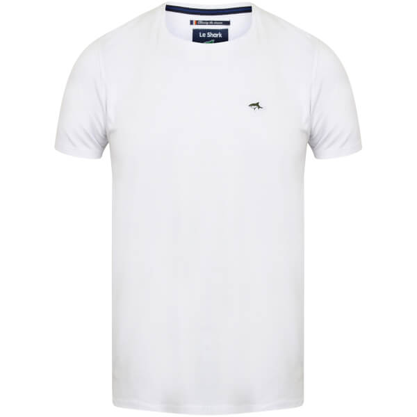 Le Shark Men's Darsham T-Shirt - White