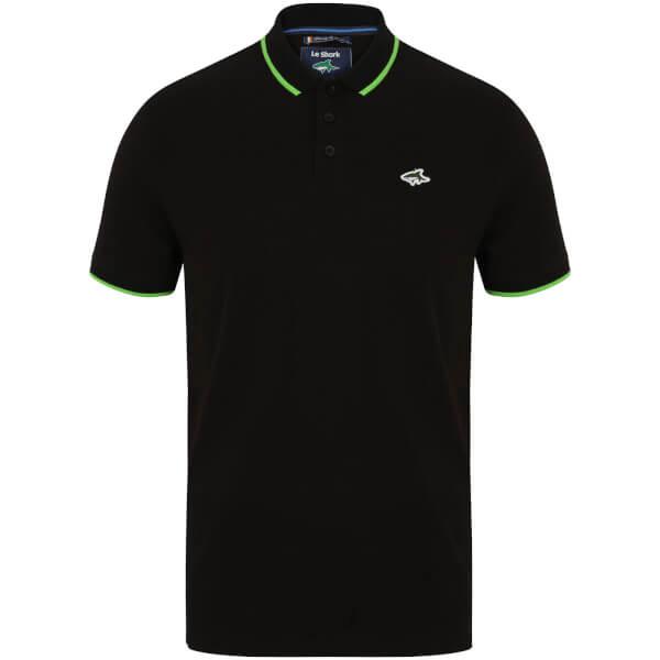 Le Shark Men's Hoadly Polo Shirt - Black