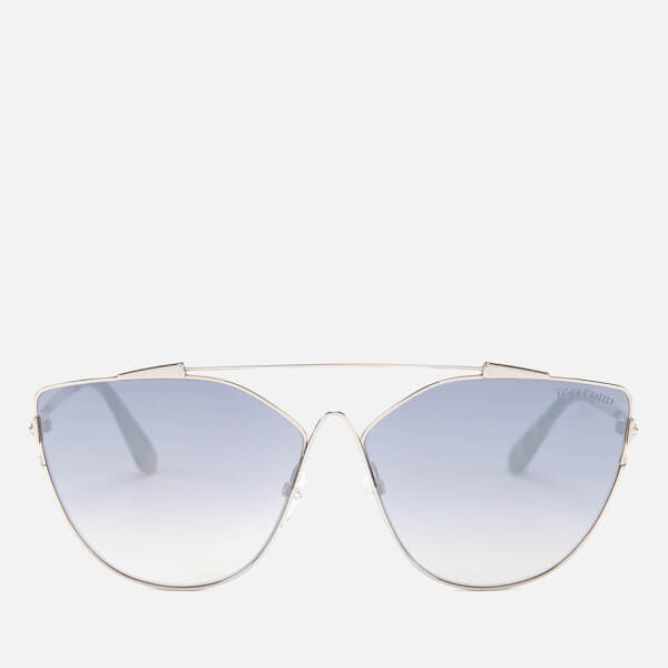 Tom Ford Women's Jacquelyn Sunglasses - Gold/Smoke Mirror