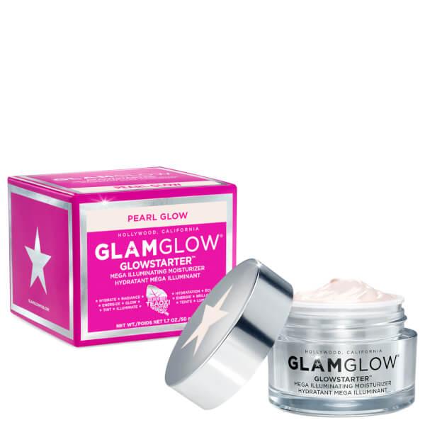 GLAMGLOW Glowstarter Mega Illuminating Moisturiser 50g - Pearl Glow