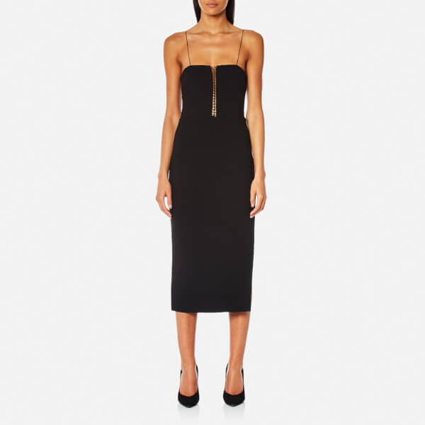 Bec   Bridge Women s Heartbreaker Midi Dress - Black Womens Clothing ... 57eb75cf8
