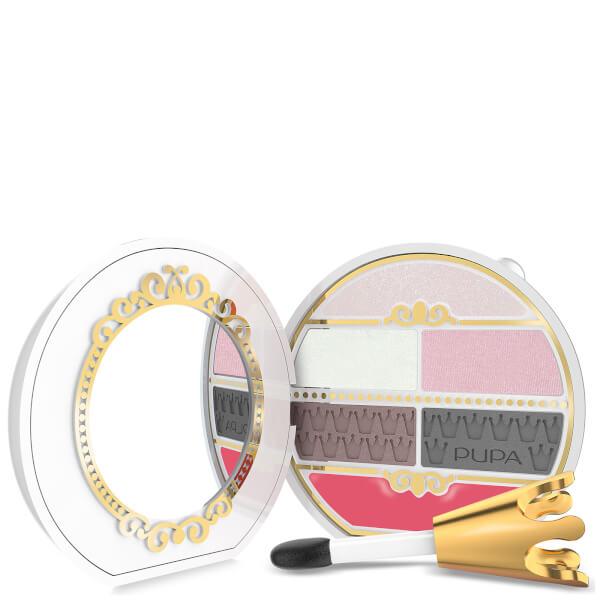 Pupa IL Principino Eye and Lip Palette - Cool Shades