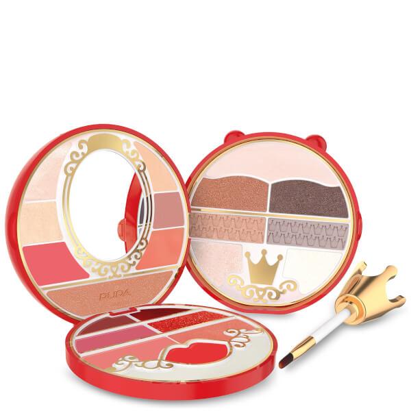 Pupa IL Principe Ranocchio Makeup Palette - Warm Shades