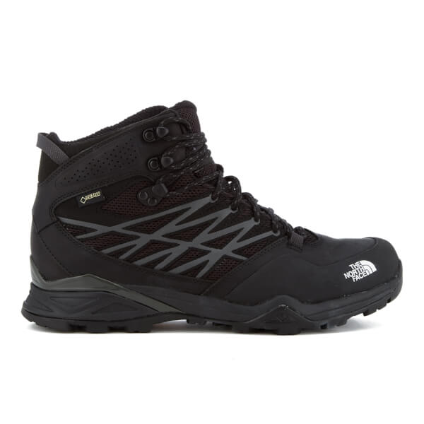 The North Face Men's Hedgehog Hike Mid Gore-Tex Boots - TNF Black/TNF Black