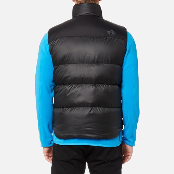 The North Face Men s Nuptse III Vest - TNF Black Clothing  1d9ba3905
