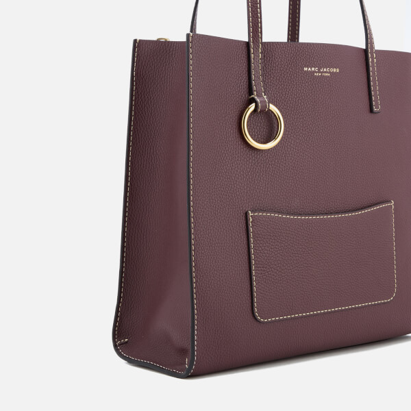 Bold Grind leather tote Marc Jacobs QEru51Z