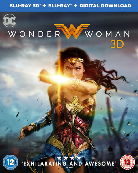 Wonder Woman 3D (Includes 2D Version (Digital Download)