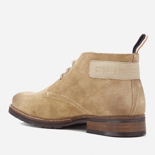 Superdry Men's Ryan Desert Boots - Sand: Image 4