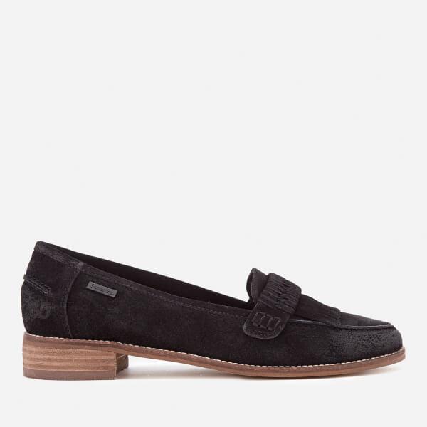 Superdry Women's Kilty Loafers - Black