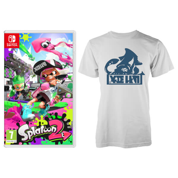 Splatoon 2 + T-Shirt