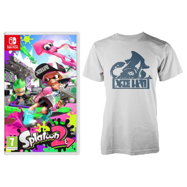Splatoon 2 + T-Shirt