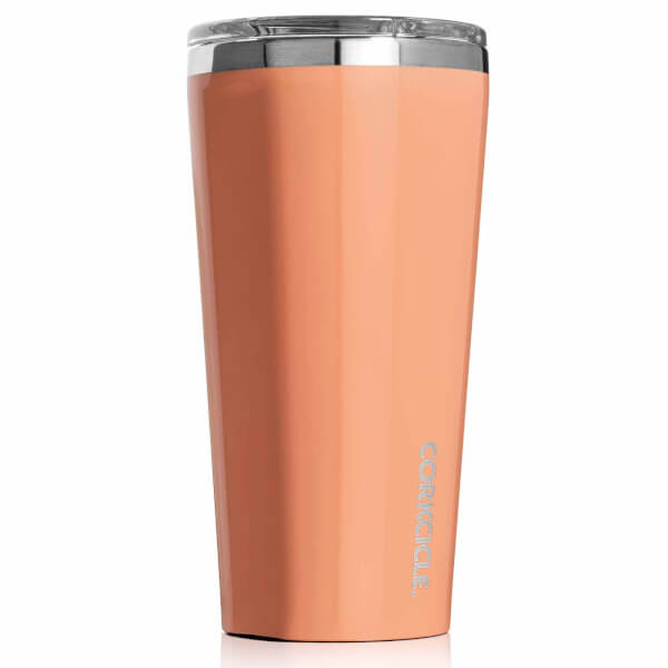 Thermos Corkcicle Tripe Isolation 475ml - Pêche