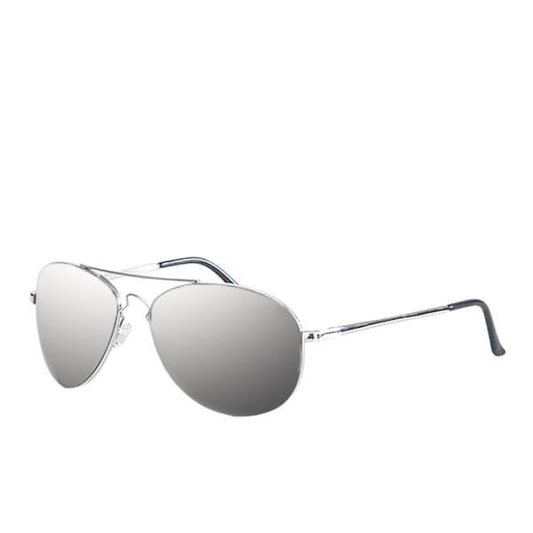 Men's Aviator Sunglasses - Silver