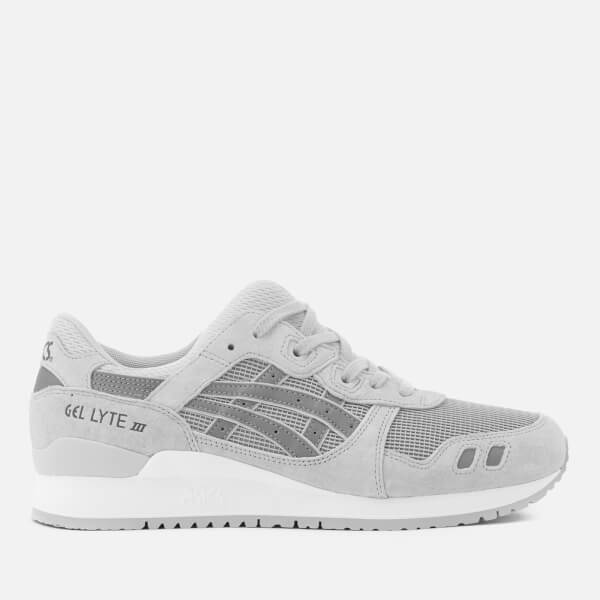 Asics Lifestyle Men's Gel-Lyte III Trainers - Glacier Grey