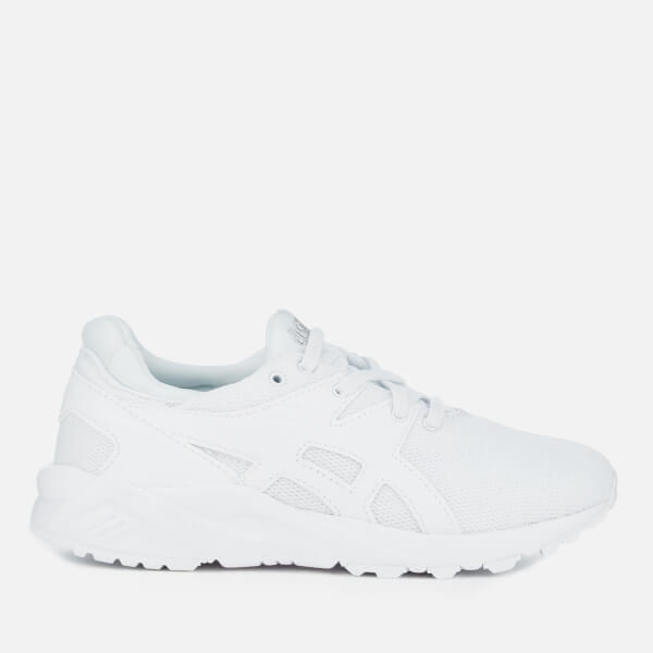 asics white trainers