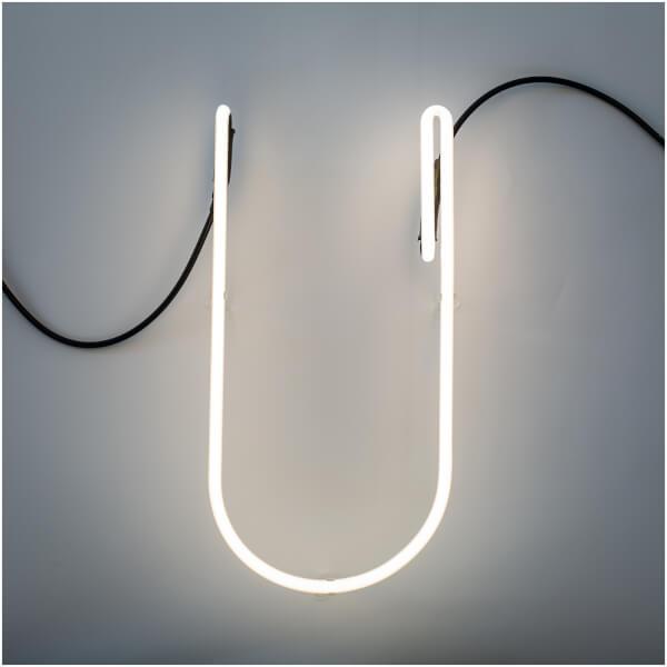 Seletti Alphafont Neon Letter - 35cm - U