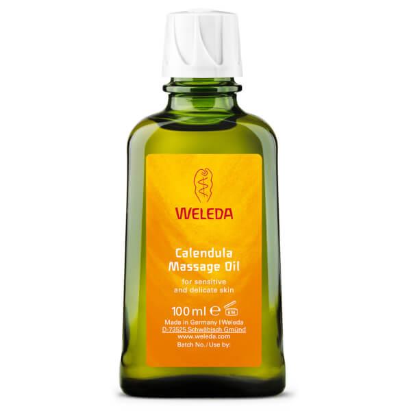 Weleda Calendula Massage Oil 100ml